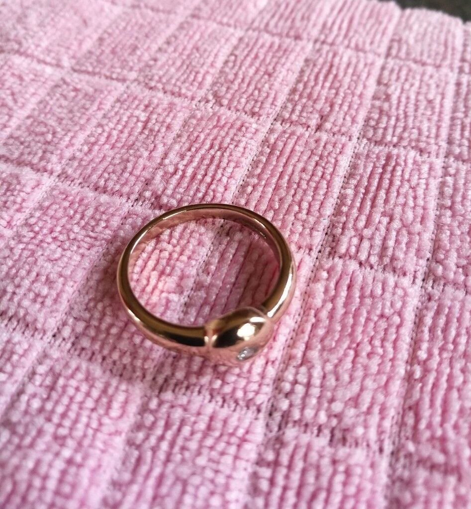 Beautiful Victorian rose gold diamond ring | in Sheffield, South ...