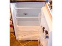 Indesit Fridge TLAA 10 SI (Silver - but spray painted on some panels) £50 ONO