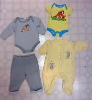 EXCELLENT CONDITION - Baby Boy Clothes from 0 to 12 Months
