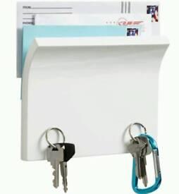 NEW 'umbra' magnetic key and post holder