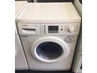 Washer dryer Bosch