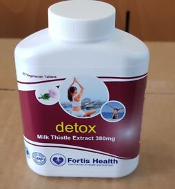 milk thistle 300mg detox in date to end of 2019