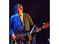 Highly experienced/professional bassist seeking cover/function/club/pub band.