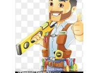 Handyman no job to small