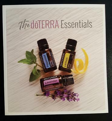 Doterra The Doterra Essentials Reference Oil Guide Product Book   New