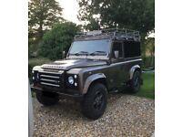 2010 Land Rover Defender 90 4x4 12 Months MOT