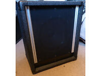 Guitar Speaker Cab Cabinet 1x10 110 - Celestion Tube G10 30w, 8 Ohm - Ported
