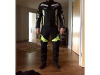 Pro First motorcycle suit