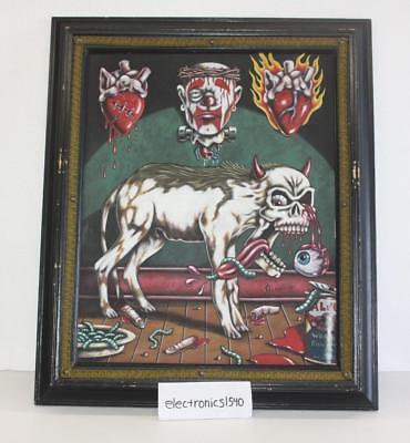 R.K. Sloane Original Acryllic on Canvas Painting