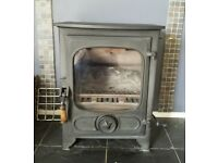 Charnwood wood burner