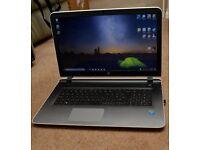 HP Pavillion laptop.