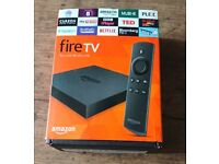 Amazon Fire TV (2nd generation) with latest kodi version 17.6 (not fire stick/firestick)