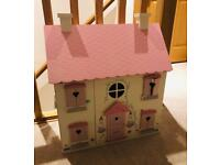 **RESERVED** DOLLS HOUSE - FREE