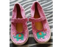 girls shoes size 10 from NEXT