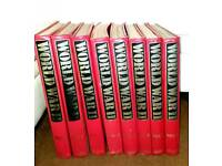 The 1972 FIRST ORBIS EDITION - WORLD WAR II - FULL SET / FULL PUBLICATION