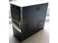 HP Pro 3010 MT desktop computer - upgraded with WiFi