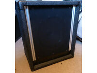 Guitar Speaker Cab Cabinet 1x10 110 - Ported - Empty, Unloaded