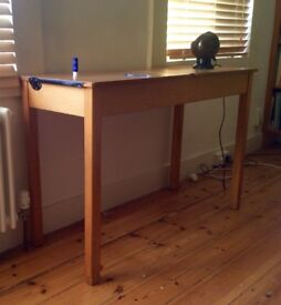 Vintage Old School Desk with lift up lid £35