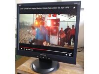 Viewsonic VA903-B 19in monitor.