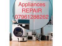 Fast repair fridfe freezer air con wash machine