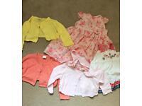 Girls Bundle 9-12 months