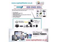 laptop repair , computer repair , mobile phone repair , game consol repair , satnav repairs , ilford