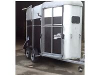 Ivor Williams Horse Box