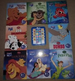 Disney Electronic Reader with 8 Classic Stories