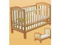Mamas & Papas Eloise Cot Bed