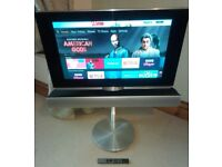 BANG AND OLUFSEN BEOVISION 7 AND BEOLAB 7.1 AND BEO4 REMOTE ALL WORKING PLEASE CALL 07707119599