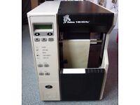 Zebra 140Xi III Plus Thermal Barcode Label Printer USB
