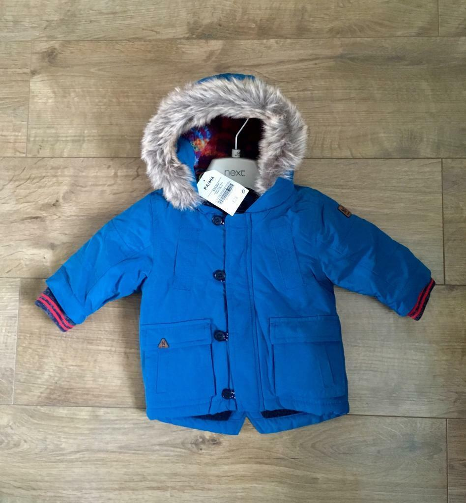 725692f4b 3-6 months boys coat | in Glenfield, Leicestershire | Gumtree