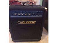 Carlsbro Bassline 50 Combo Amplifier