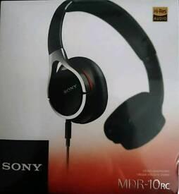 Sony MDR-10rc Headphones (NEW)