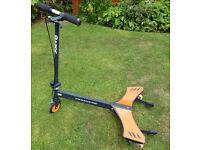 Razor Powerwing three wheel scooter