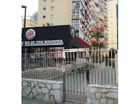 Benidorm apartment for seniors for winter season 1 line with very good views