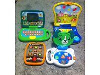 Childrens computer bundle vtech leap frog