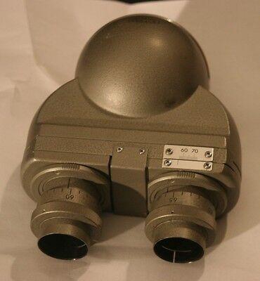 Olympus Microscope Part Head