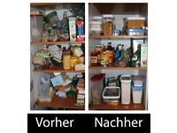 Keller aufräumen mit system  Aufräumen, Jobs | eBay Kleinanzeigen