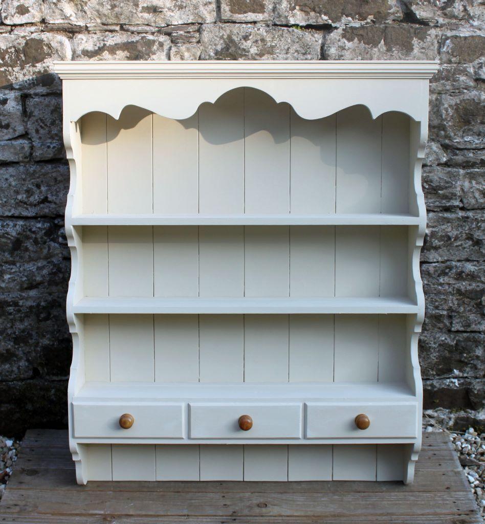 White Kitchen Dresser Unit