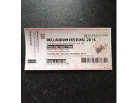 2 X Belladrum Festival Tickets