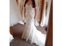 Enzoani wedding dress unworn