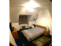 2 x Bright, spacious DOUBLE rooms. F/F with FULLY INCLUSIVE rent. Grantown on Spey