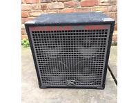 GK Gallien Krueger 4x10 Bass Cabinet. BLX Series. Rare