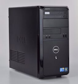 WINDOWS 7 DELL VOSTRO 230 DUAL CORE TOWER PC COMPUTER - 2GB RAM - 250GB HDD