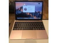 Rose Gold MacBook 2016