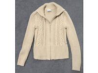 NEXT Cardigan / Jumper, Full Zip, size 10
