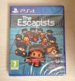 [New/Sealed] The Escapists PS4