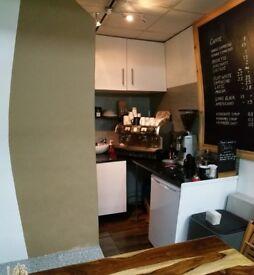 Faema 2 group heads espresso coffee machine