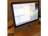 Apple iMac 20inch w. SSD